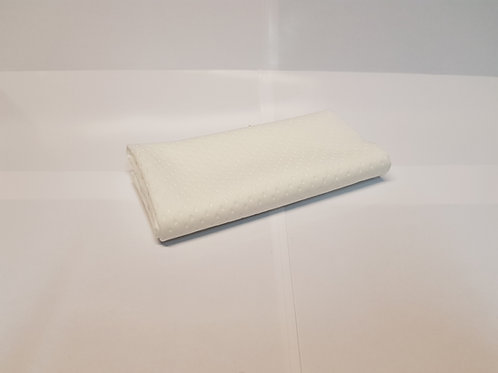 Lint free quilted applicator cloth