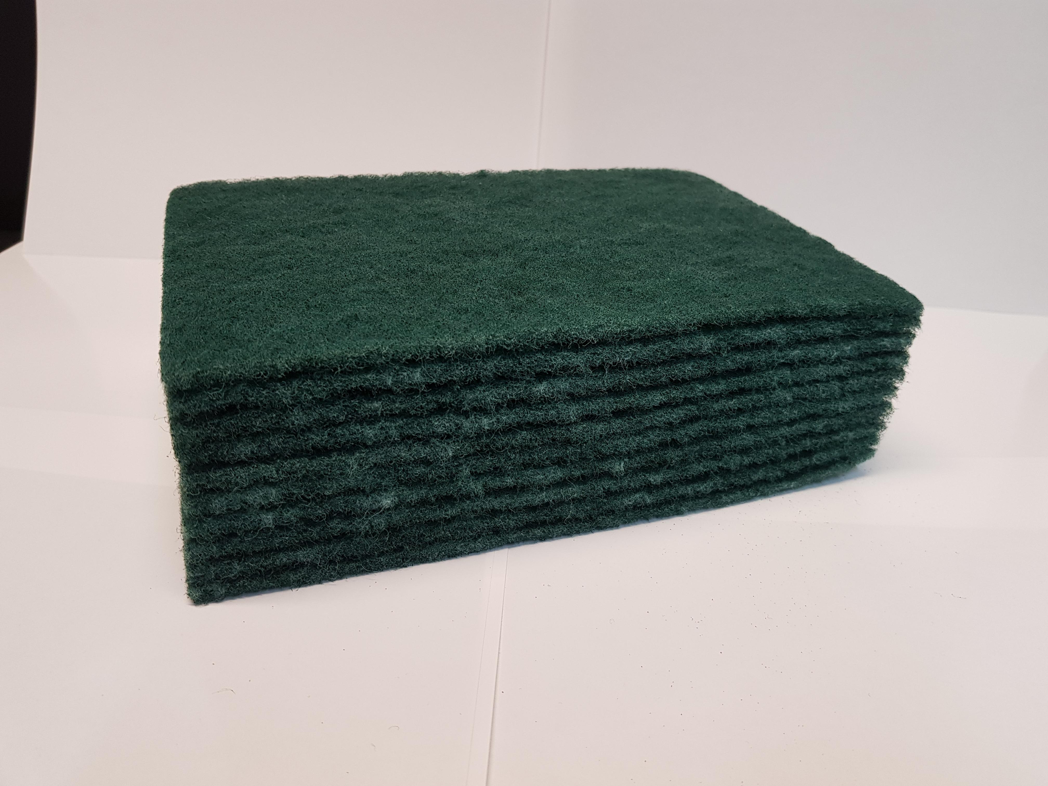 Everbrite coatings UK Green Scourer x 10