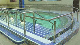 Protect Stainless steel in Swimming pool