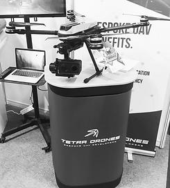 SAR-Lite Tetra Drones