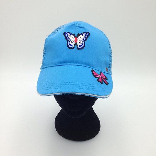 BUTTERFLY RIBBON CAP