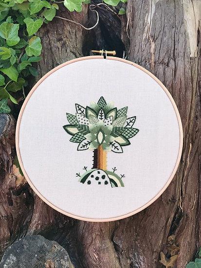 Abigail's Autumn Oak Tree Kit