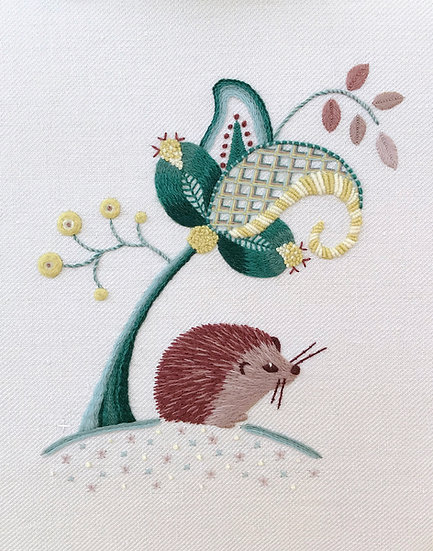 Woodland Collection: Hedgehog
