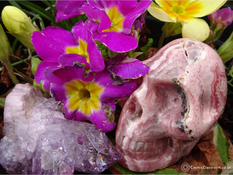 Crystal Skull Sunday Mothers Day Message