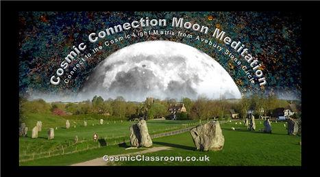 3. Moon Meditation. Avebury. CosmicClass