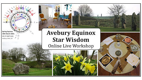 Spring Equinox Star Wisdom Workshop 2021