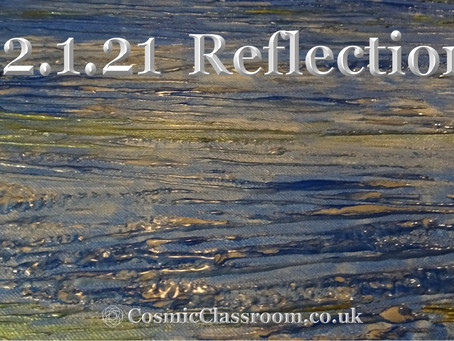12.1.21  Reflection