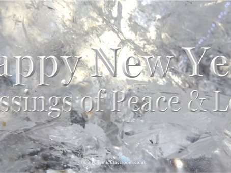 New Year Blessings to One and All