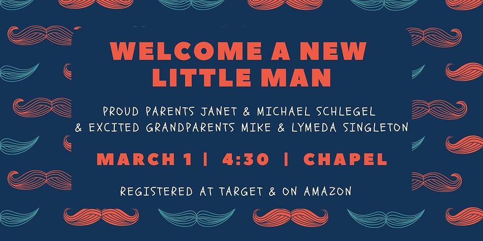 Janet & Michael Schlegel's Baby Boy Shower