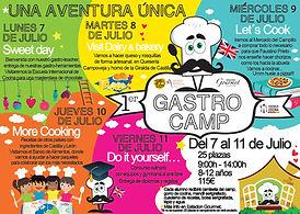 Gastrocamp Estación Gourmet Valor Creativo Comunicación