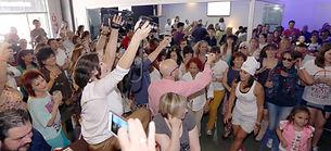 Flashmob Estación Gourmet Valor Creativo Comunicación