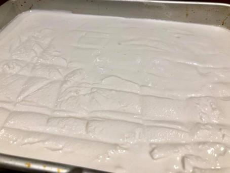 自家製の白玉粉♪