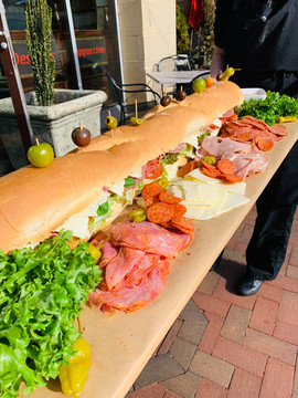 3 Foot & 6 Foot Italian Sandwiches