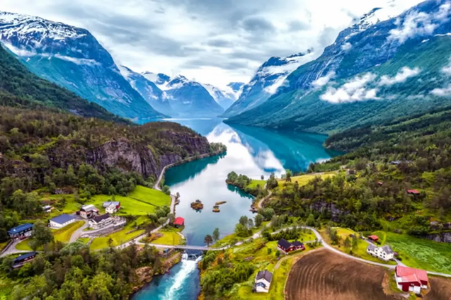 Around the World: Norway