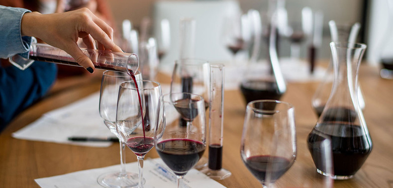 """Express Yourself"" Wine Blending Class"