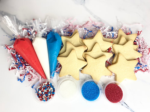 July 4th Cookie Kit