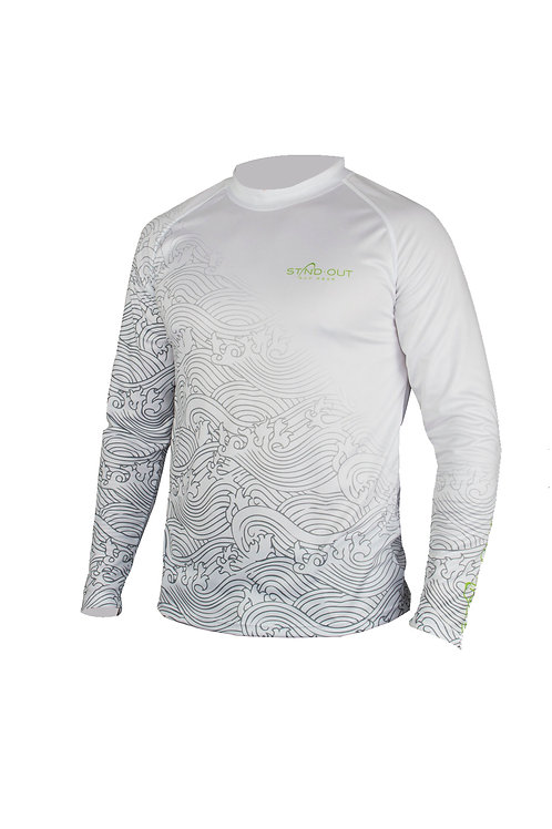 Wave Shade Shirt light