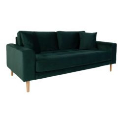 Lido 2,5 Personers Sofa - Flere farver