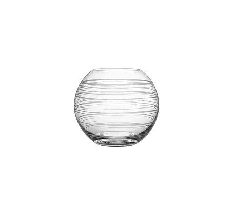 Graphic Globe vase - Flere størrelser