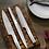 Thumbnail: Orrefors Jernverk 3-pak køkkenknive