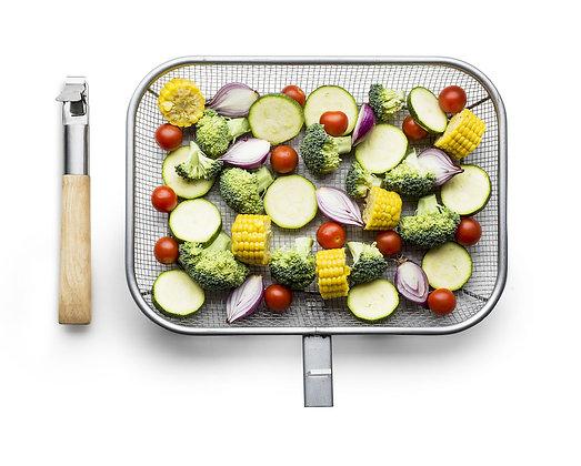 BBQ grillkurv