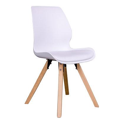 Molde Spisebordsstol - Flere farver
