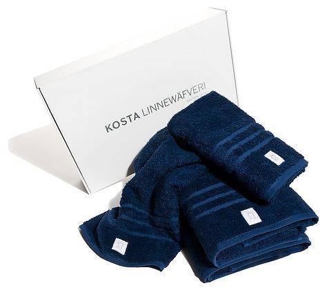 Kosta Linnewäfveri håndklæde 2+2 - Flere farver