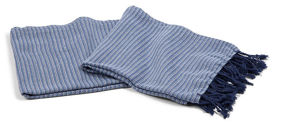 Lord Nelson Hamam Zig Zag badehåndklæde - Flere farver