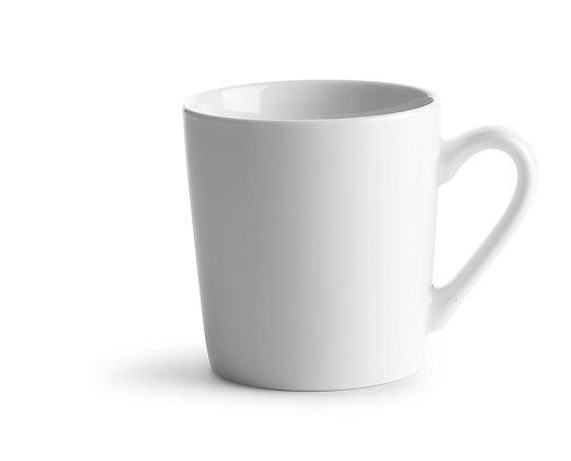 Base Kaffekrus i hvid