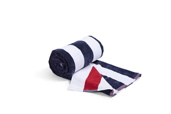 Lord Nelson Victory vendbart håndklæde - Flere farver