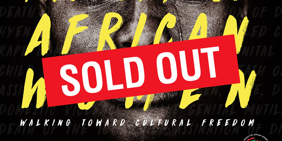 The Cry of African Women SOLD OUT
