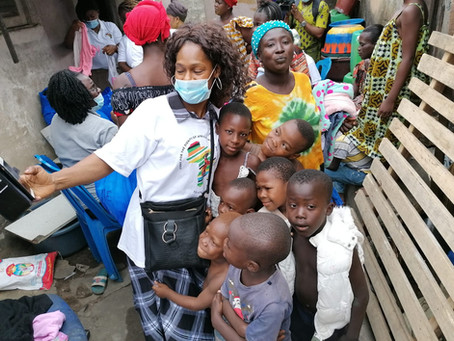 FDAWC in the Ivory Coast
