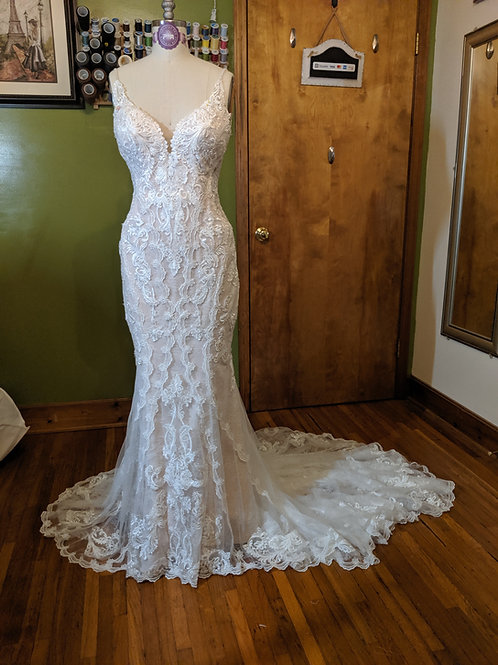 Alterations for Bridal Gowns