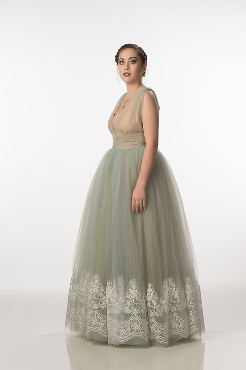Custom Special Occasion Gown