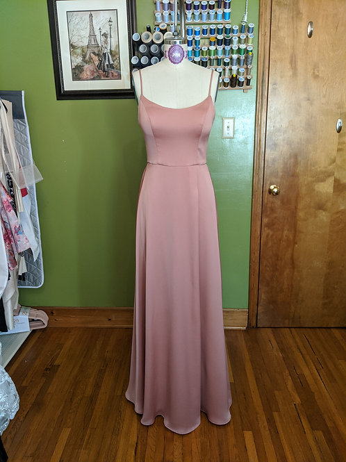 Alterations for Bridesmaids Dress