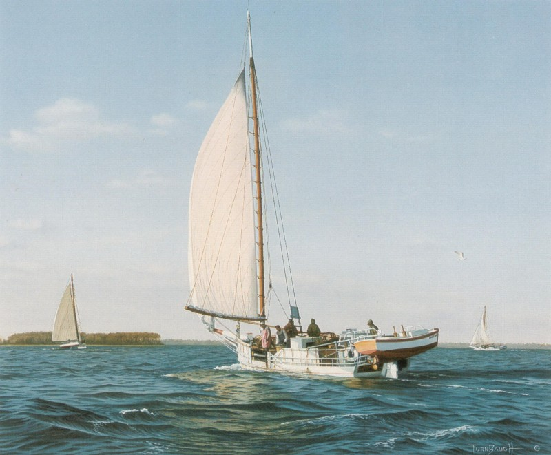 Skipjack Fine Art Prints