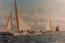 Original-Oil_Skipjacks_Lighthouse_Sandy-Point