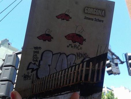 """#Reseña / Leí """"Gorgona"""" de Jimena Schere."""