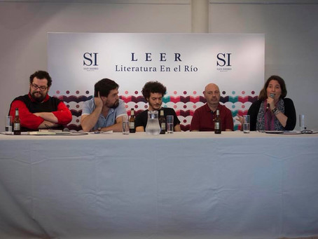 #Panel / Feria LEER - Literatura en El Río