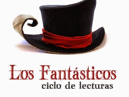 El 15 de mayo leo cuentos en el Ciclo Los Fantásticos