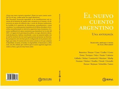"""Antología """"El nuevo cuento argentino"""""""