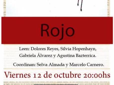 #Ciclo / Leo en Rojo