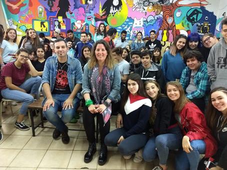 #Escuela / Encuentro - Escuela Nicolás Repetto
