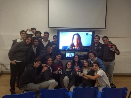 #Escuela / Skype - Instituto Albert Einstein