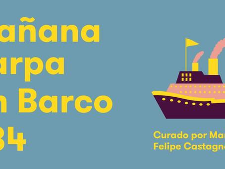 #Ciclo / Leo en Mañana zarpa un barco