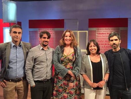 #Entrevista / Cristina Mucci me entrevistó para Los Siete Locos