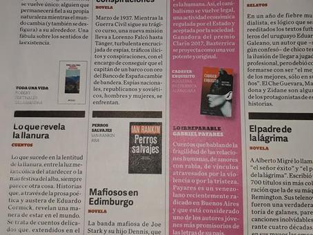 #CadáverExquisito recomendado en la Revista Viva