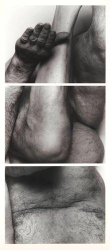 John Coplans, Self Portrait.
