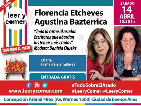 #Feria / Leer y comer