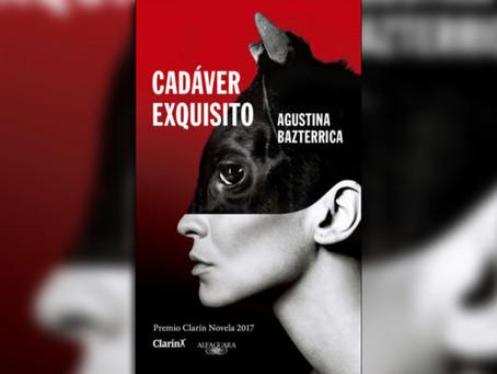 #Reseña / Julián Maciel leyó Cadáver Exquisito
